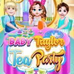 Baby Taylor Tea Party