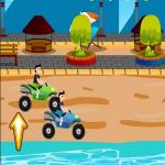 Buggy Race Obstacle