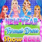 New Year Formal Dress Show 2020