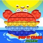 Pop It Crabs Jigsaw