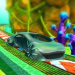 Publish Concept Car Stunt