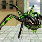 Robot Spider Transformation
