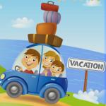 Vacation And Car