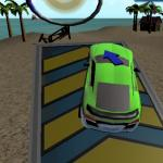 Xtreme Beach Car Racing